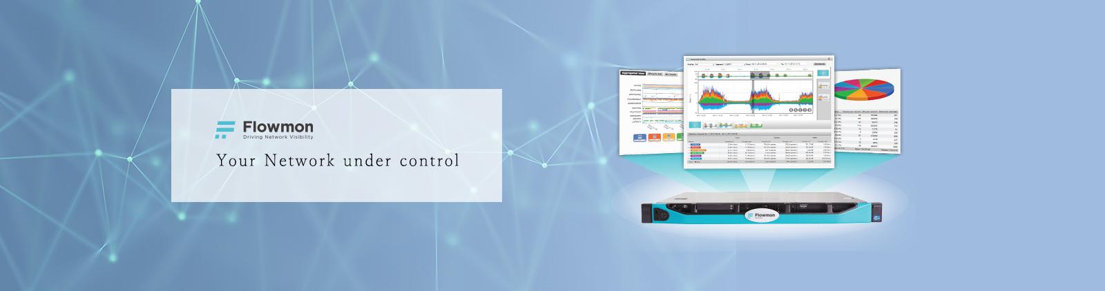Flowmon Your Network under control