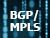 BGP/MPLS VPNの仕組みとMPLSコアネットワークの帯域監視